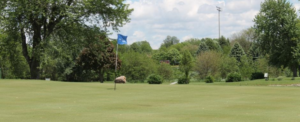 Golf course in Grundy County